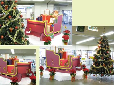 クリスマスイベント事例画像