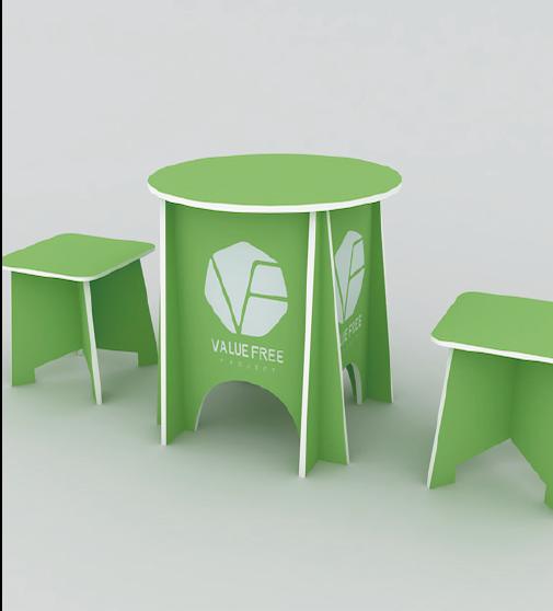 テーブル・イス3
