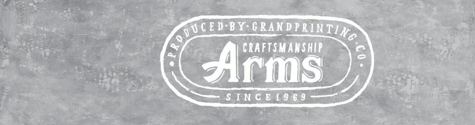 手描きにこだわった壁紙と素材のブランド『Arms ・アームス 』