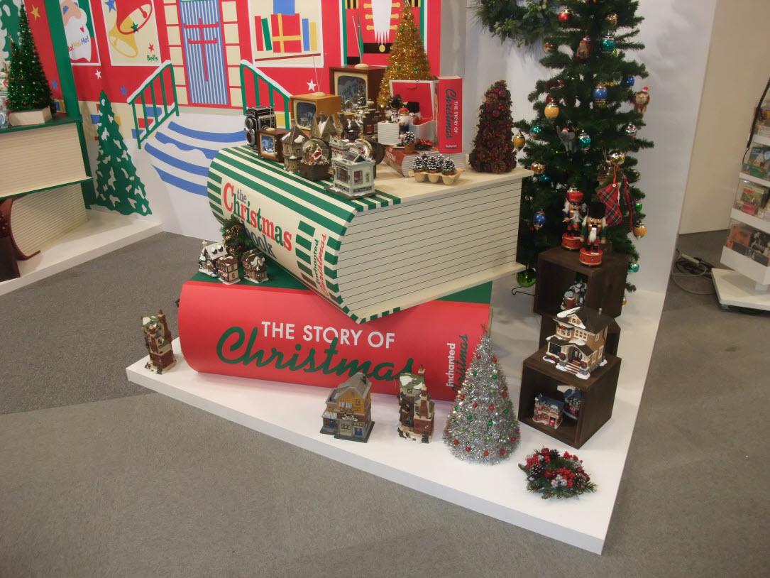クリスマスイベントブース