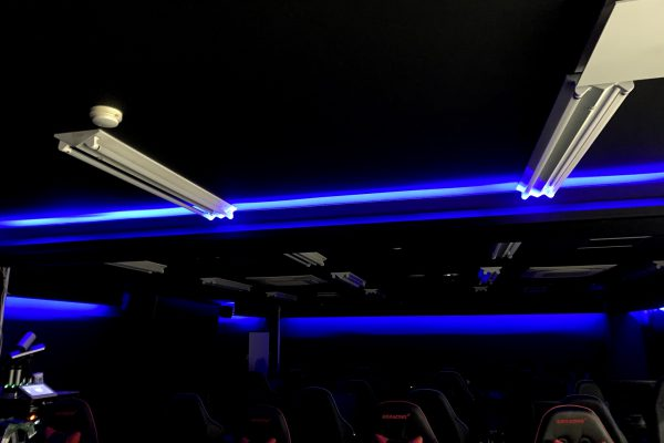 LEDを使った面白い施工 看板施工日記~Vol.2~